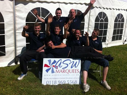 ASW team photo